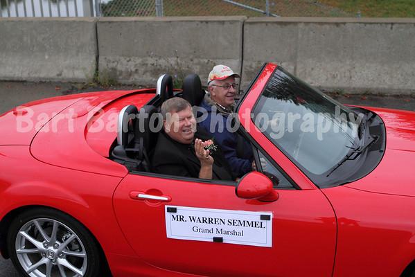 9/28/2012 Homecoming, Smethport Hubbers vrs Cameron County Raiders
