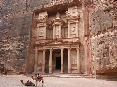 Syria-Jordan-Egypt 2004/2005