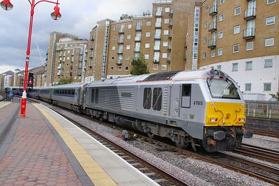 2012 - Chiltern Trains