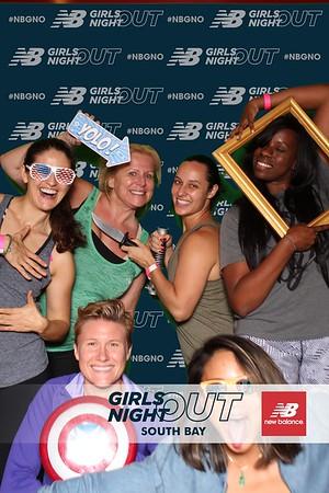 New Balance Girls Night Out South Bay