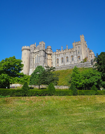 Arundel Castle and Gardens EH
