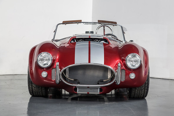 Twin Supercharged Cobra