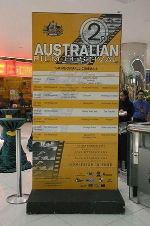 2nd Australian Film Festival Opening