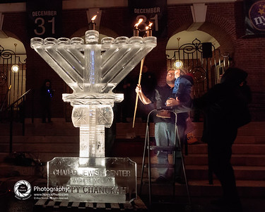 Chanukah 2016 - Needham Town Hall