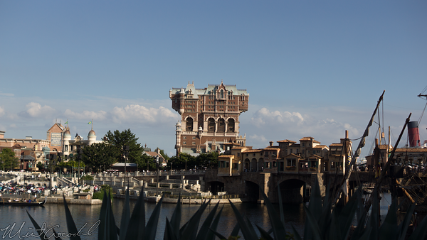 Disneyland Resort, Tokyo Disneyland, Tokyo Disney Sea, Tokyo Disney Resort, Tokyo DisneySea, Tokyo, Disney, Mysterious Island, American Waterfront, Tower of Terror