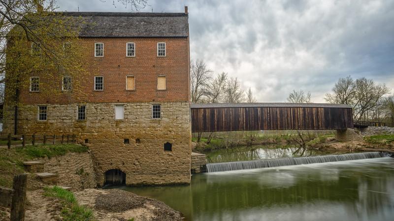 Round Spring & Bollinger Mill