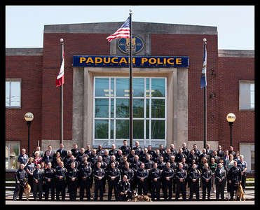 Paducah Police Group Pic 2014