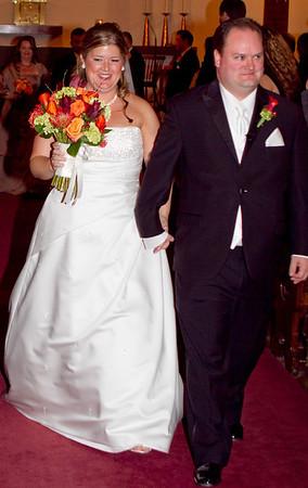 Diggies and Scott's Wedding - October 29, 2011