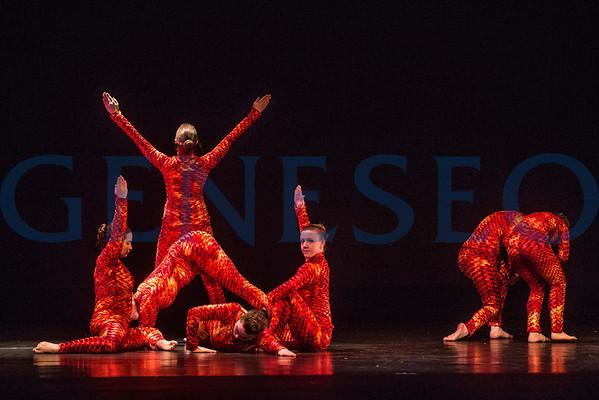 "Geneseo Dance Ensemble: ""46Live"""