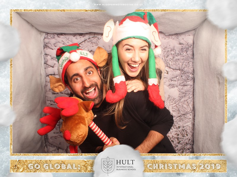 Hult Go Global: Christmas 2019