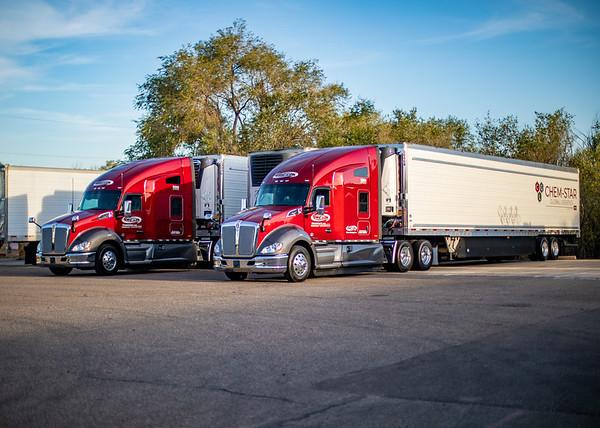 CGL Transport - New Trucks