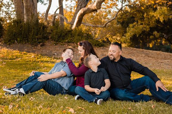 McCoy Family | Vasona Park