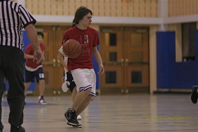 1/7/08, Closter Basketball