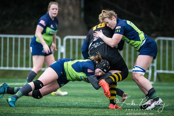 Seattle Saracen Women's Premier vs Capilano RFC