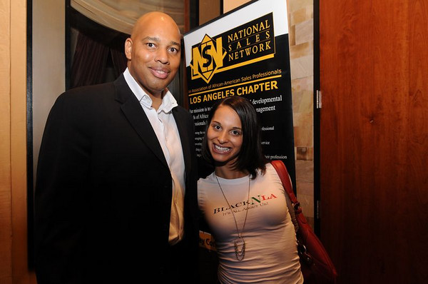 National Sales Network and Black N LA Networking Conference Kickoff Mixer 2009