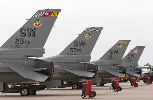 Shaw AFB Air Expo 2012 - May 4-6