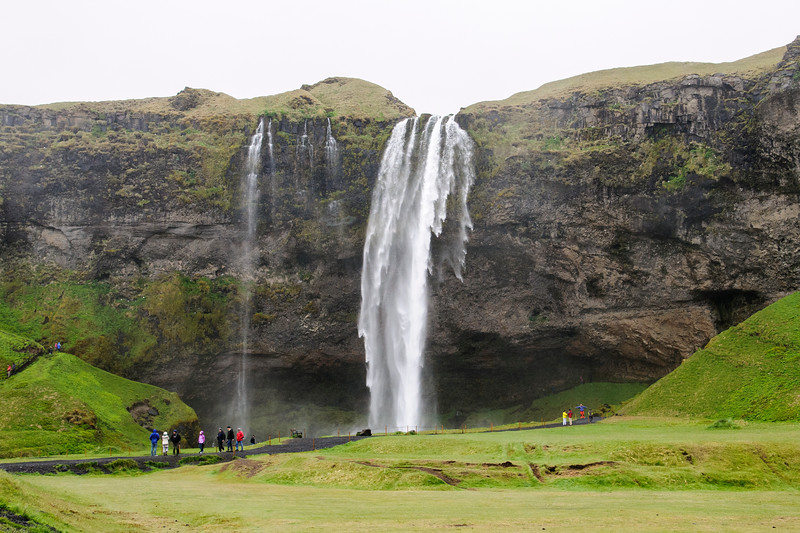 Skogarfoss Waterfall - Vik, Iceland