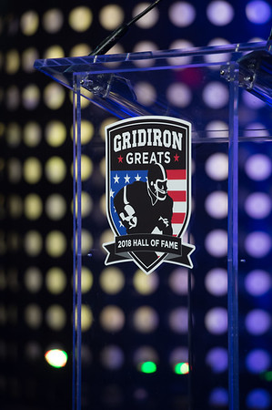 2018 Gridiron Greats Hall of Fame