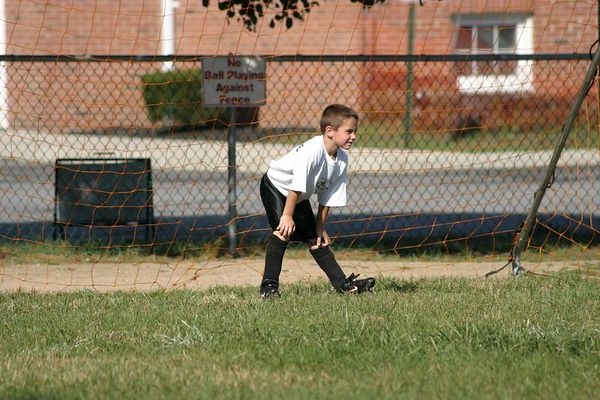 2005 Saint Pats Soccer Game 2