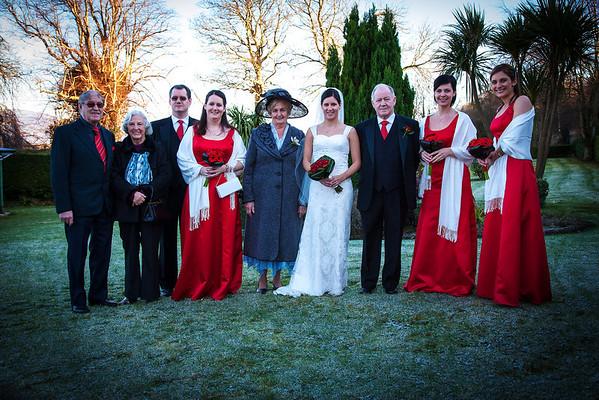 Pam Ronan's Wedding