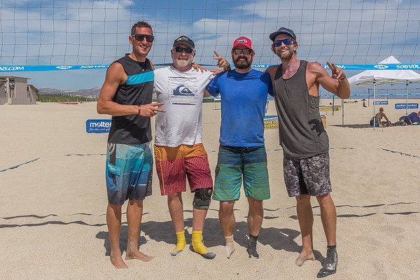 Private Pro Game: Brent & Ryan with Tramblie & Loomis