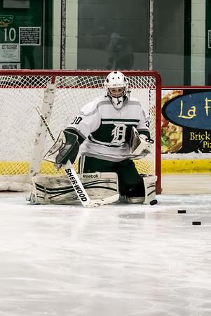 DHS VS ORHS Boys Hockey 020415
