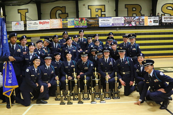 Lee's Summit Drill Meet - 2018