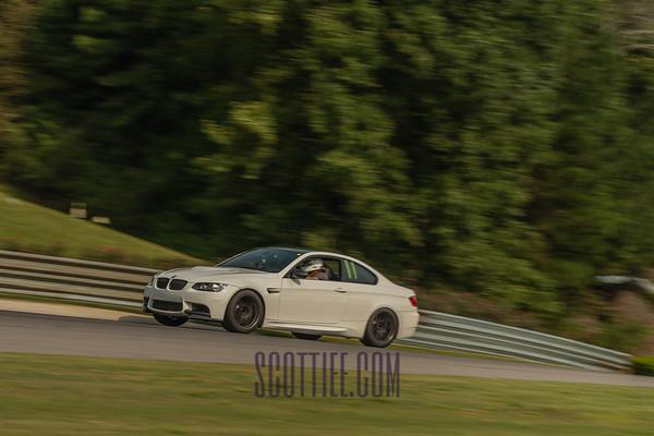 BMW White #11
