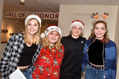 LTS Holiday Party Sightings photos by Gary Baker