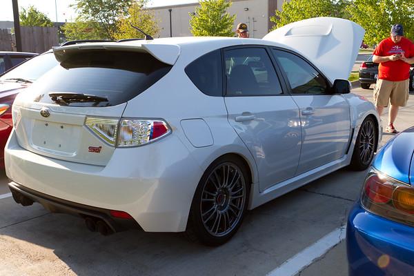 Subaru Owners Club 8.1.2012
