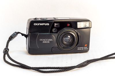 Olympus Accura Zoom 105, 1998