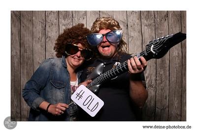 Jans & Sandys 40er Geburtstag