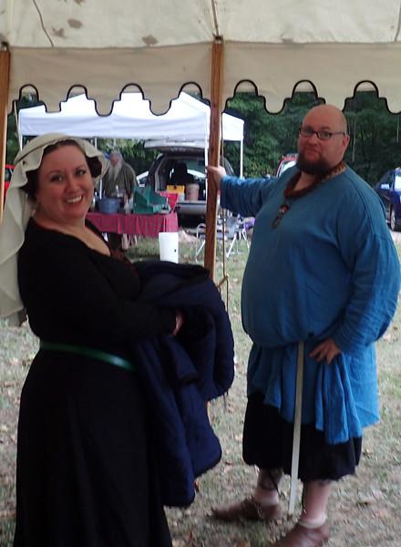 Hildegard & James