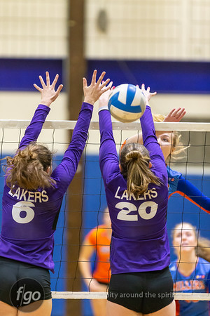 10-14-19 Minneapolis Southwest v Minneapolis Washburn Volleyball