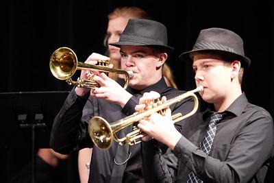 MHS Jazz Groups Performance