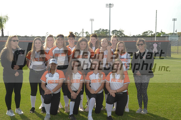 Spruce Creek JV Softballl 03.05.19