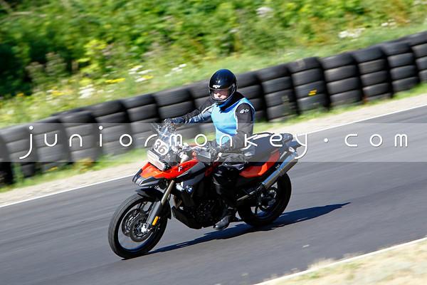 #36 - Orange BMW