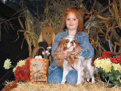 Macy-Halloween 2003