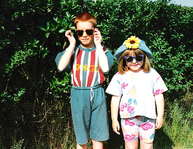 John & Katie  1995