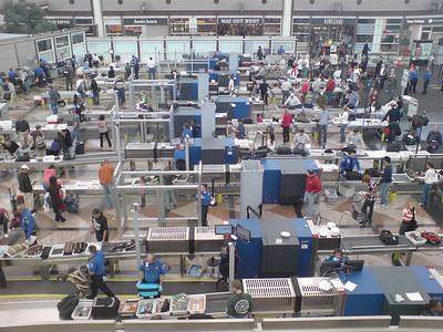 Denver Airport Security - Copyright 2009 Dan Paluska