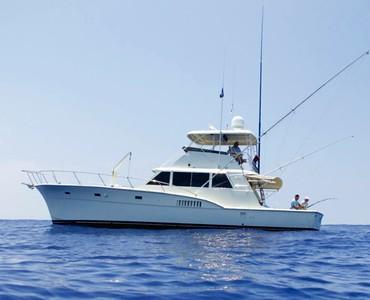 Private Charter - Kona Blue Sports Fishing