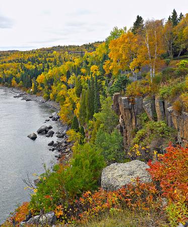 An Autumn Drive in Minnesota