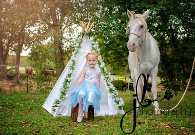 Unicorn/Cowboy Mini session