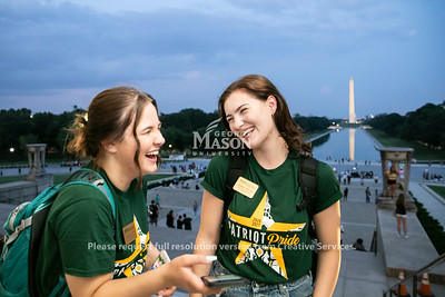 Students visit DC