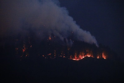Eagle Creek Fire - 2017/09/03