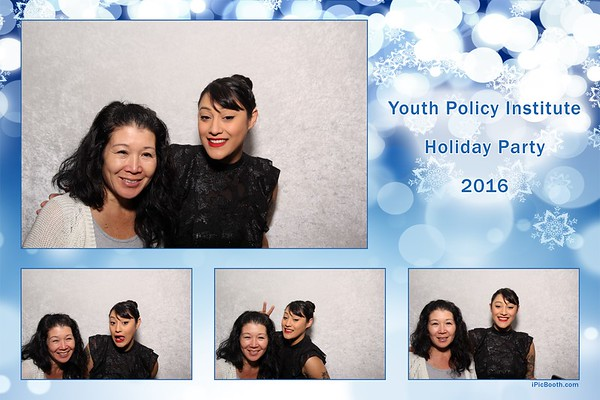 YPI Holiday Party 2016