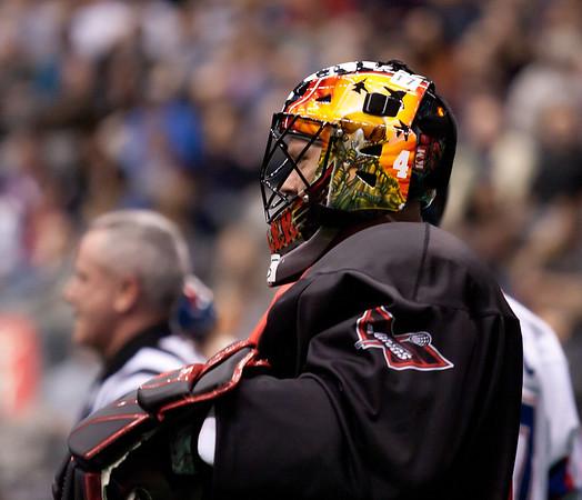 Philidelphia Wings @ Toronto Rock 18 Feb 2012