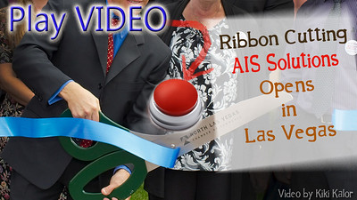 video advanced imaging systems information is advanced imaging solutions opening in las vegas with president gary harouff presented by north las vegas chamber of business emcee tony sacca speaking on behalf of mayor of las vegas