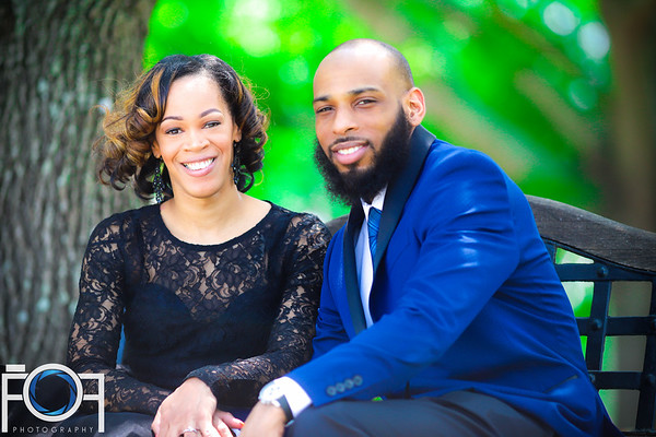 The Williams Engagement