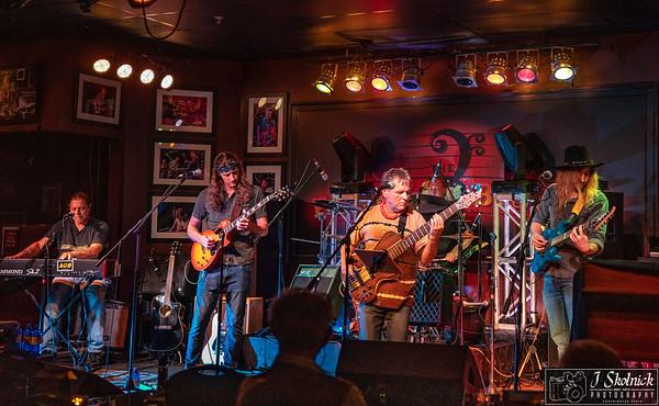 Allman Goldflies Band